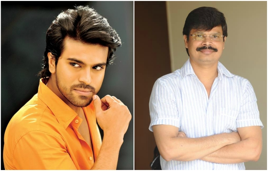 Ram Charan's film with Boyapati Srinu to start rolling from January