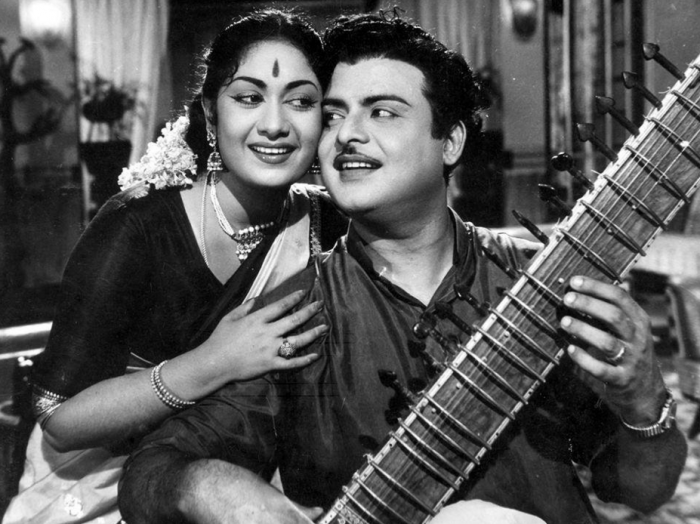 Gemini Ganesan Controversial Life Photos: These Photos Of 'Kadhal Mannan' Gemini Ganesan Are