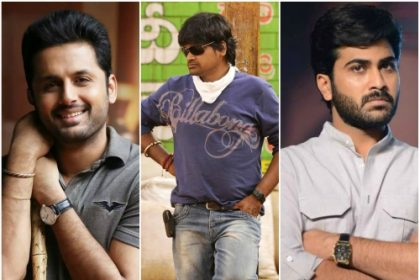 Harish Shankar to direct a multi-starrer with Nithiin and Sharwanand?