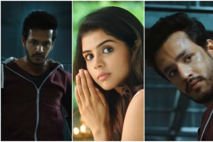 A rejuvenated Akhil Akkineni makes a striking impact in the teaser of his upcoming film 'HELLO'