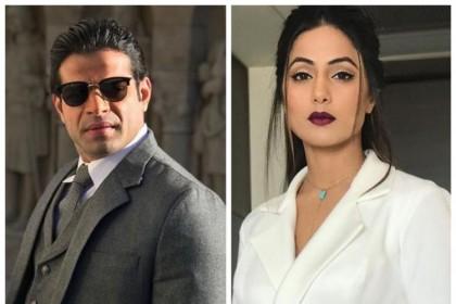 टीवी एक्टर करण पटेल ने हिना खान पर निशाना साधा और कह दी बहुत सी बातें