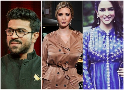 Ivanka Trump GES 2017: Lakshmi Manchu and Ram Charan to address the panel at the summit