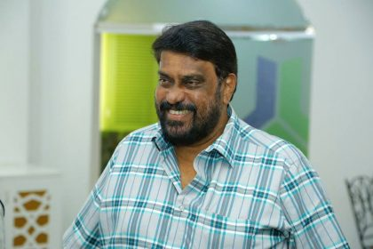 Malayalam filmmaker K Madhu announces a big-budget film on the kings of Travancore