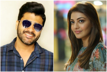 Kajal Aggarwal roped in for Sharwanand's next with director Sudheer Varma?