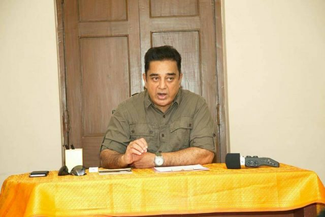 Kamal Haasan: Cannot deny the existence of violence in Hindu outfits these days