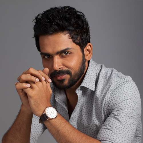 Karthi: The success of Theeran Adhigaram Ondru has given me a lot of confidence