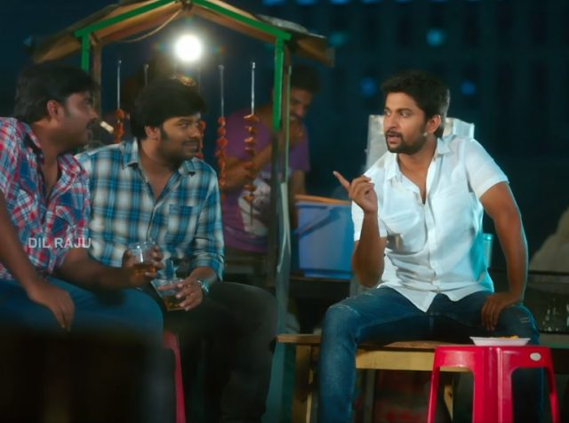 MCA Teaser: Nani's narration of a middle-class young guy is an instant-connect element in the film