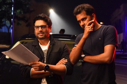Madhavan joins the shooting of Savyasachi starring Naga Chaitanya