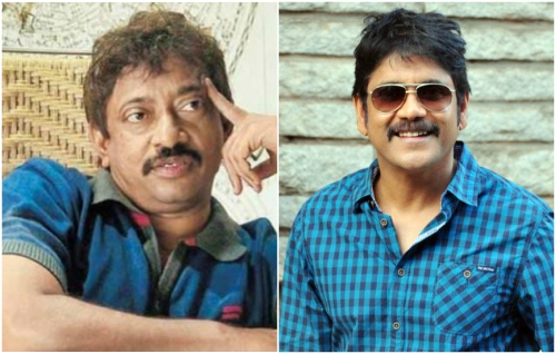 RGV gets emotional as his film with Nagarjuna gets set to go on the floors