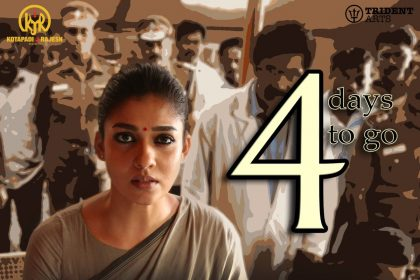 Nayanthara is class personified in the latest poster of Aramm