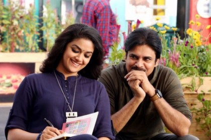 Keerthy Suresh: Pawan Kalyan sir seems very calm but off-screen, he cracks a lot of jokes