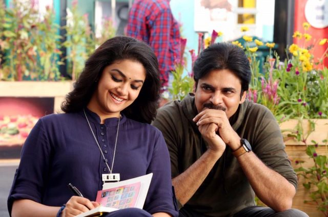 First single from Pawan Kalyan's film with Trivikram Srinivas will be out on November 7