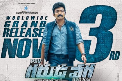 Rajasekhar: I was ready to go to the sets of PSV Garuda Vega and I had a heart attack