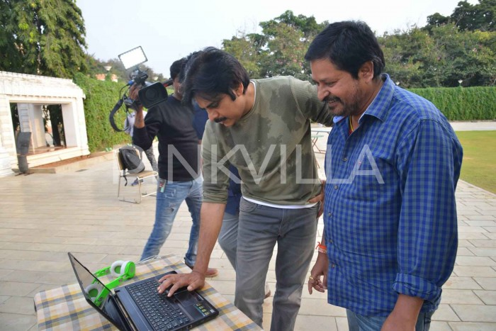 Pawan Kalyan launches the teaser of actor Sunil's upcoming film 'Two Countries'