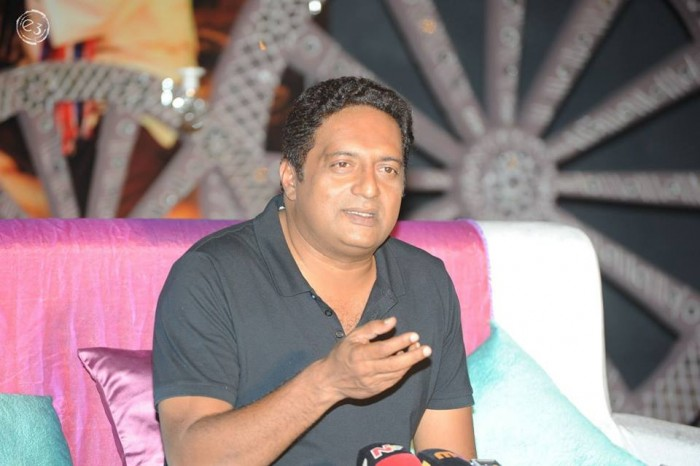 Prakash Raj: I have been a forthright person throughout my journey