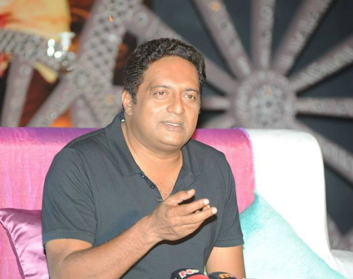 Prakash Raj: I havace been a forthright person throughout my journey