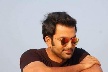Prithviraj's Meter Gauge 1904 will be shot on a big canvas, says director