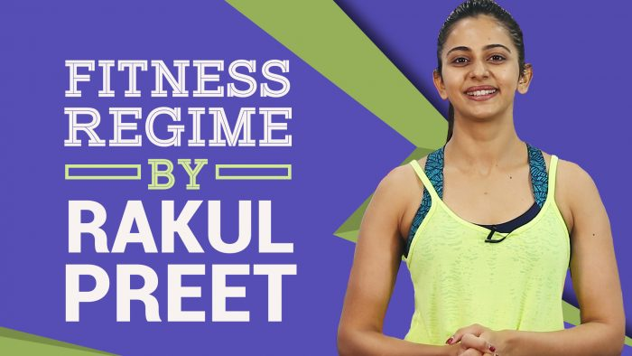 Watch: Rakul Preet shares her workout regime and explains why it is important to stay fit