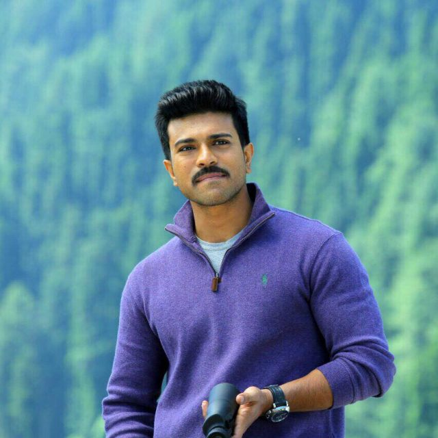 The shoot of Ram Charan starrer Rangasthalam nearing completion