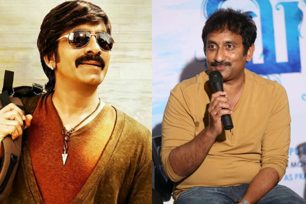 Is this the title of Ravi Teja's film with Srinu Vaitla?