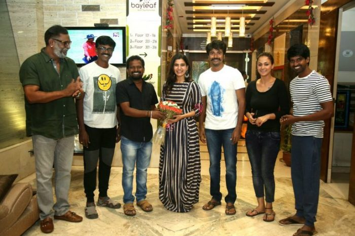 The third schedule of Sivakarthikeyan's film with Samantha Akkineni begins