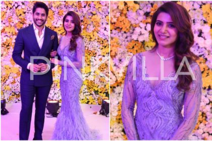 Yay or Nay: Samantha Ruth Prabhu in Falguni and Shane Peacock
