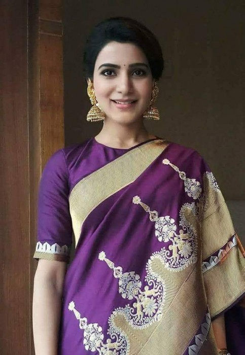 Photos: An adorable Samantha Akkineni attends a friend's wedding