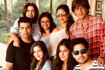 शाहरुख़ खान के जन्मदिन पर अलीबाग पहुंचे ये बॉलीवुड सितारे
