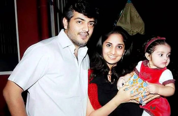 These photos of Shalini Ajith are priceless
