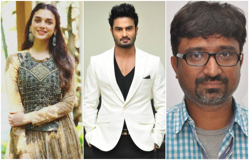 Aditi Rao Hydari roped in for Sudheer Babu's next with director Mohan Krishna Indraganti