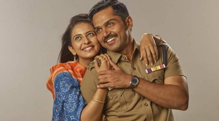 Box Office Update: Karthi-Rakul Preet's Theeran Adhigaram Ondru does well over the second weekend, proves to be a hit