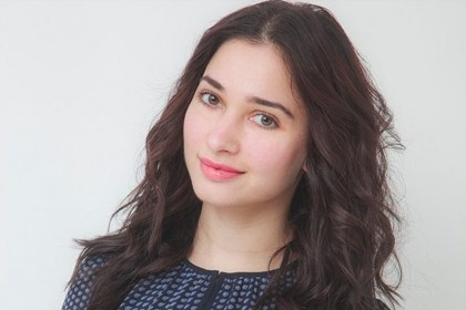 Tamannaah looks pretty in this photo from a recent shoot