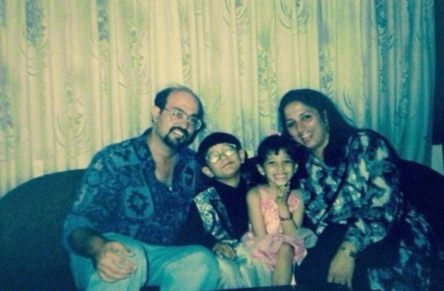 On Children's Day, Tamannaah shares a lovely photo from her childhood