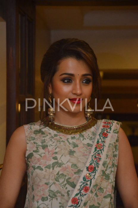 Trisha on collaborating with UNICEF for promoting child rights: this is a new journey for me