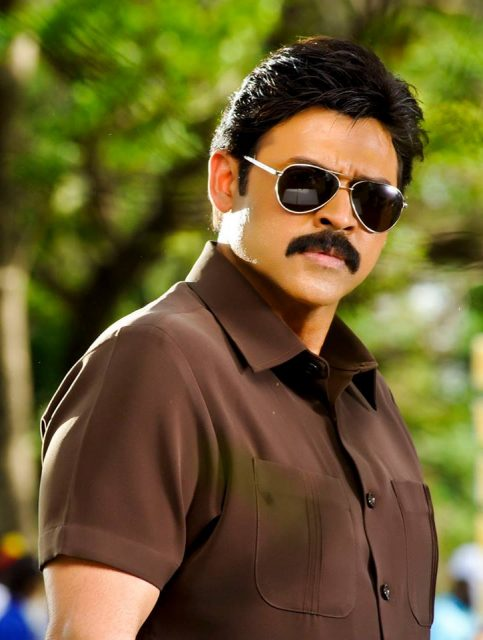 Venkatesh to play an urbane professor in his upcoming film