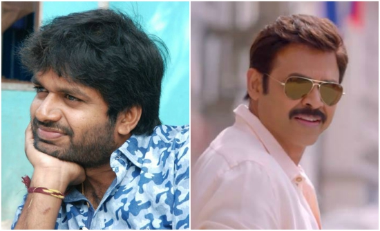 Daggubati Venkatesh's film with director Anil Ravipudi is titled 'F2 – Fun and Frustration'