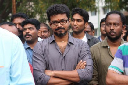 This popular actor claims that he was threatened by fans for hitting Vijay onscreen