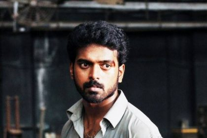 Nenjil Thunivirundhal has a gripping script, claims actor Vikranth