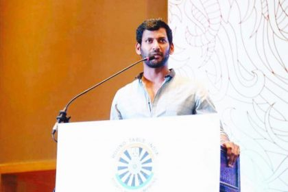 Vishal opens up about Villain's success