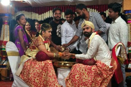 Kannada actor Yogesh ties the knot with close friend Sahitya