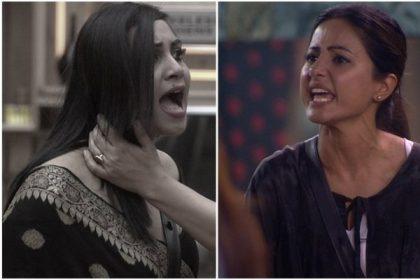 हिना खान का आरोप- अर्शी खान को मर्द चाहिए