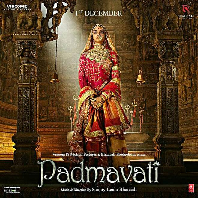 Tollywood backs Padmavati, to observe 15-minute blackout against the ongoing protests