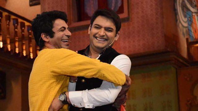एक साथ जल्द ही लौटेंगे कपिल शर्मा और सुनील ग्रोवर