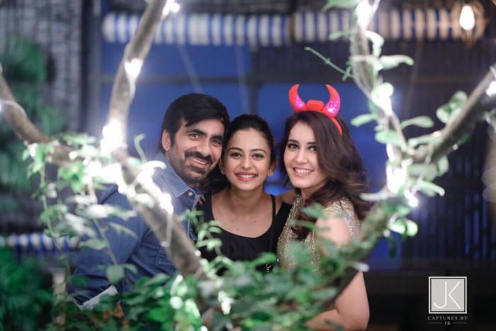 These photos from Raashi Khanna's themed birthday party are delightful