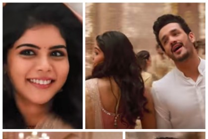 Watch: Akhil Akkineni brings on the festive vibe in the new number from Hello