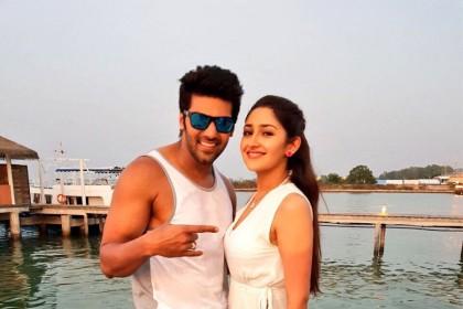 Sayyeshaa and Arya will make a terrific pair in Ghajinikanth and here's the proof