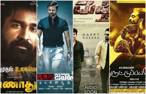 Box Office Report: Jawaan, Thirttu Payale 2, Annadurai and Mufti get a good opening on Day 1 of release