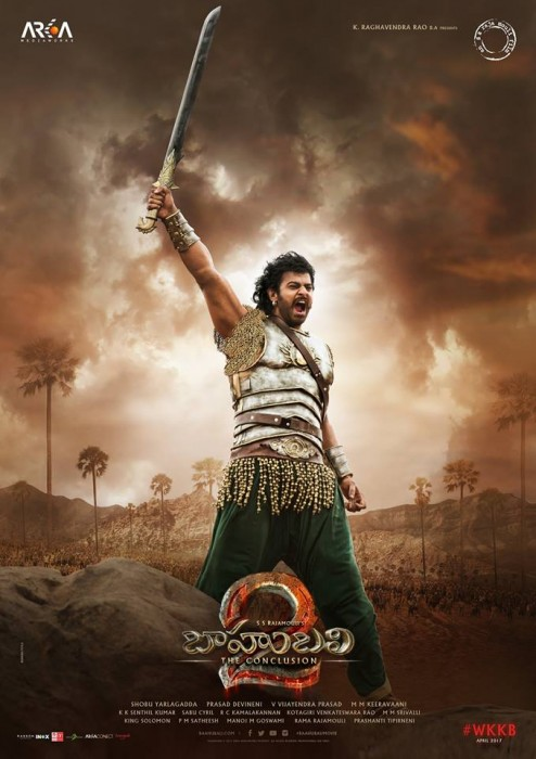 Top Highest Grossers of 2017: Baahubali 2, Khaidi No 150 and Mersal among all South Indian films