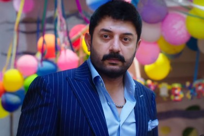 Watch Trailer: Arvind Swami as a single father in 'Bhaskar Oru Rascal' will leave us asking for more