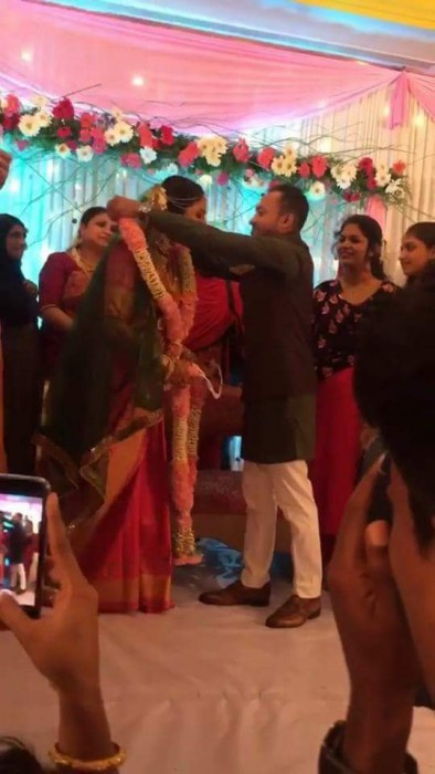 Photos: Premam actor Soubin Shahir gets married to fiancé Jamia Zaheer